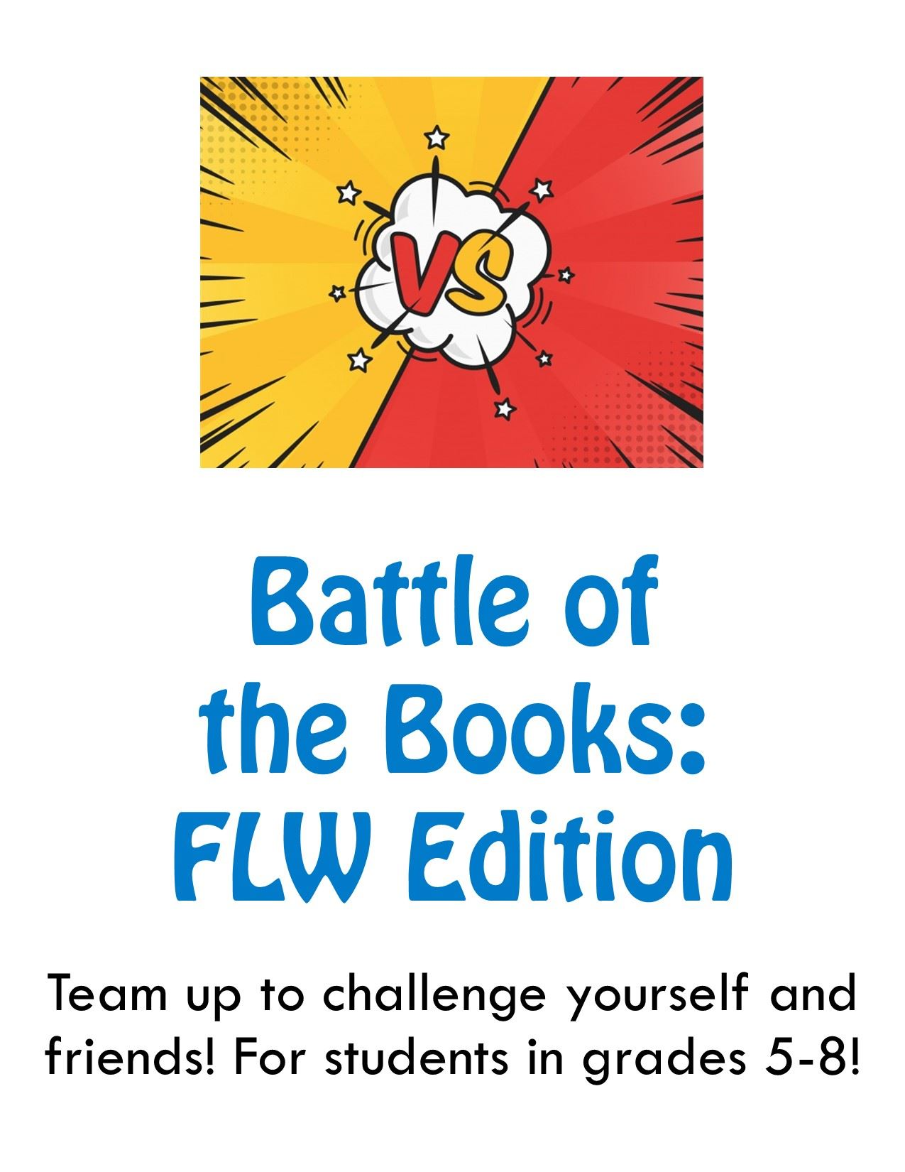 Battle of the Books vertical button